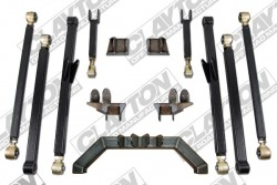 "4""- 8'' Clayton Offroad Long Arm Upgrade Lift Kit -..."