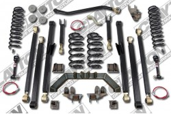 "5,5"" CLAYTON OFF ROAD Long Arm Lift Kit zawieszenie..."