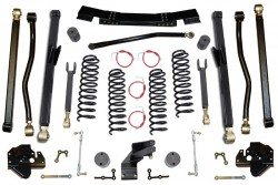 "3,5"" CLAYTON OFF ROAD Long Arm Lift Kit zawieszenie - Jeep Wrangler JK 2 drzwi"