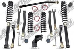 """4,5"""" CLAYTON OFF ROAD Premium Lift Kit zawieszenie - Jeep Wrangler JK 2 drzwi"""