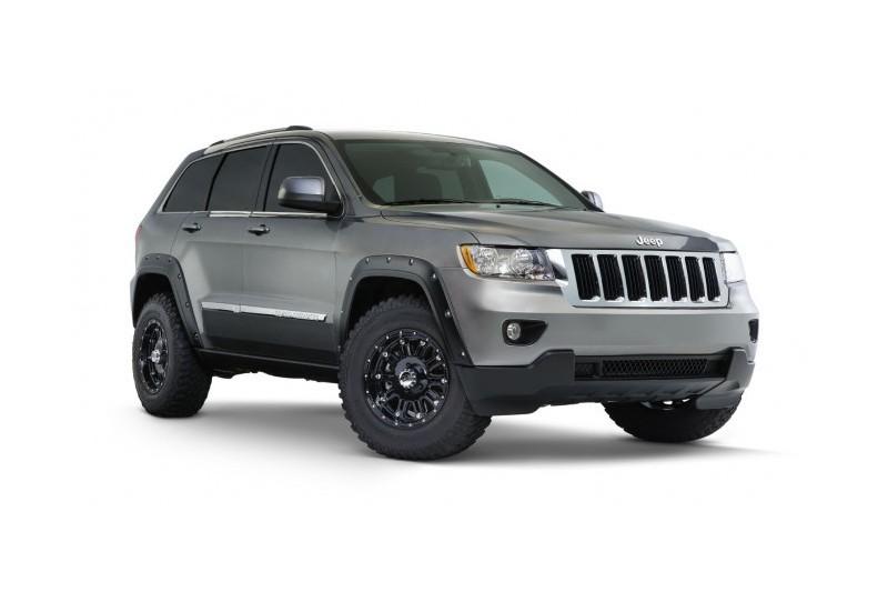 Poszerzenia nadkoli BUSHWACKER Pocket Style - Jeep Grand Cherokee WK2