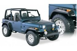Poszerzenia nadkoli Bushwacker Cut-Out - Jeep...