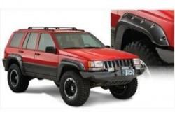 Poszerzenia nadkoli Bushwacker Cut-Out Style - Jeep...