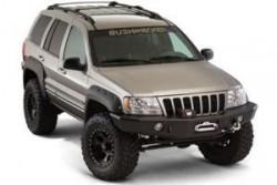 Poszerzenia nadkoli, błotników Bushwacker - Jeep...
