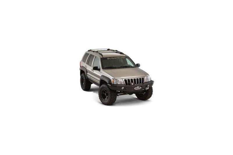 Poszerzenia nadkoli, błotników Bushwacker - Jeep Grand Cherokee WJ WG