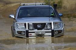 Snorkel SAFARI - Nissan Navara/Pathfinder 2.5 (2010-)