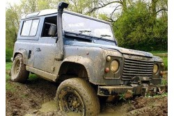 Snorkel SAFARI - Land Rover Defender 300