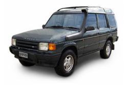 Snorkel SAFARI - Land Rover Discovery 300 (bez ABS)