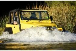Snorkel SAFARI - Jeep Wrangler TJ (1999-2006)