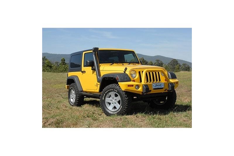 Snorkel SAFARI - Jeep Wrangler JK (2006-)