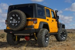 Snorkel SAFARI - Jeep Wrangler JK (2012-)