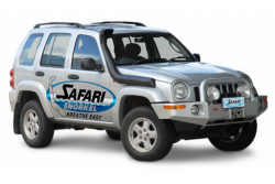 Snorkel SAFARI - Jeep Cherokee/Liberty KJ (BENZ.)