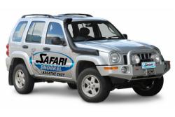 Snorkel SAFARI - Jeep Cherokee/Liberty KJ (BENZ.)