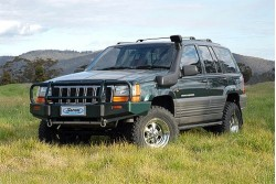 Snorkel SAFARI - Jeep Grand Cherokee ZJ