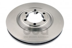 DBA disc brake - Street Series - Standard - D-MAX...