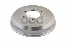 DBA disc brake - Street Series - Standard- D-MAX 2012-