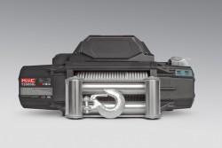 Wyciągarka MORE 4X4 PRO 13000lbs 12V, lina stalowa, rolki, pilot b/p