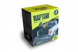 Raptor zestaw 4L - kolor czarny