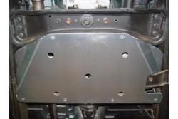 Osłona reduktora AFN aluminiowa Mitsubishi L200 2010