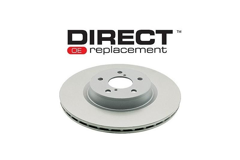DBA disc brake - Street Series - Standard - Jeep Compass