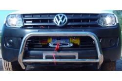 Płyta montażowa AFN do wyciągarki VW Amarok