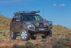 Bagażnik dachowy - Toyota Land Cruiser 150 5D