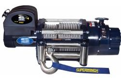 Wyciągarka TALON 35 PRO 12V - zgodność z PN-EN 14492-1