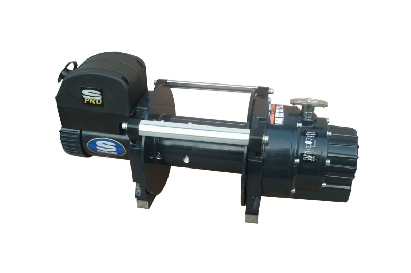 Wyciągarka TALON 60 PRO 24V - zgodność z PN-EN 14492-1