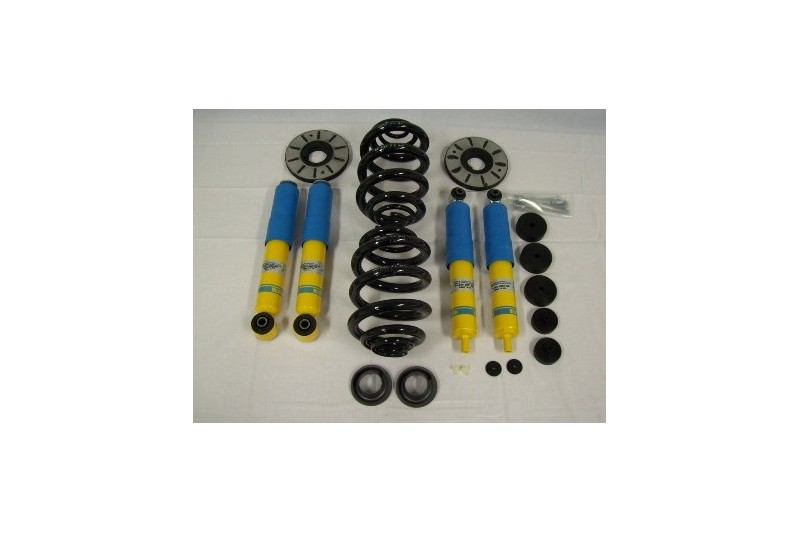 Lift kit Volkswagen T4 Synchro +35mm