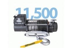 Wyciągarka TigerShark 11500 12V z liną syntetyczną