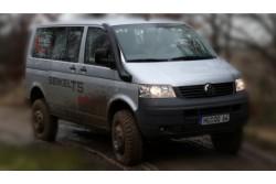 Zestaw zawieszenia VW T5 wersja Extrem