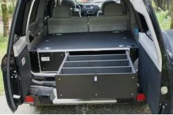 """Zabudowa Szufladowa Nissan Patrol Y61 - """" Zabudowa..."""
