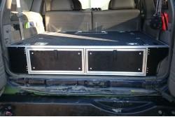 Zabudowa Szufladowa Nissan Patrol Y60 - Y61 Standard