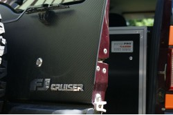 Zabudowa Szufladowa Toyota FJ Cruiser