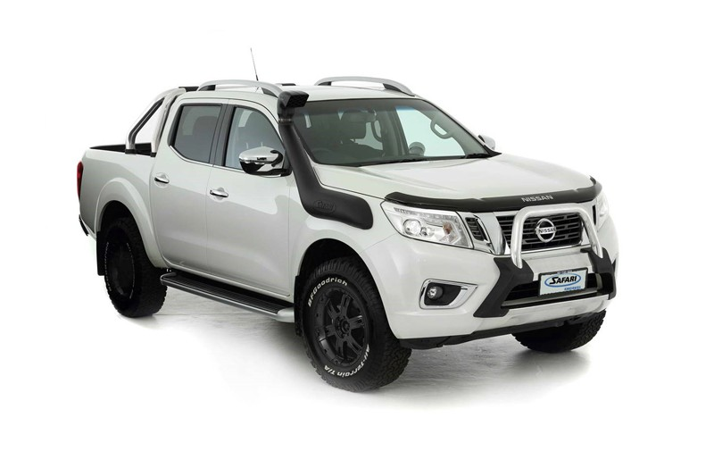 Safari Snorkel - Nissan Navra D23 2016 - off road