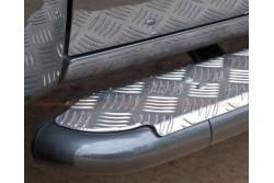 Boczne progi ochronne ARB - Volkswagen Amarok