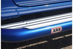 Boczne progi ochronne ARB - Toyota Hilux 15-17