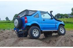 Tylny zderzak stalowy Suzuki Jimny
