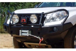 Zderzak przedni AFN z bull-barem - Toyota Land...