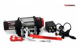 Wyciągarka Powerwinch PW4500ST 12V z liną stalową i...
