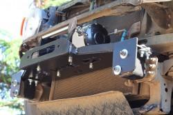 Płyta montażowa wyciągarki Toyota FJ Cruiser