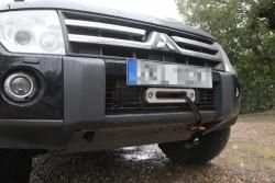 Płyta Montażowa Wyciągarki Mitsubishi Pajero 4 V80