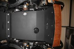 Osłona podwozia przednia stalowa Volkswagen Amarok 2016-