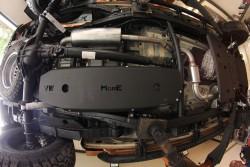 Stalowa osłona podwozia, zbiornika paliwa - Volkswagen Amarok