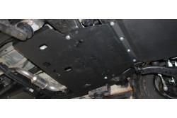 Stalowa osłona podwozia, skrzyni biegów - Volkswagen Amarok