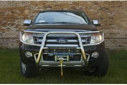 Płyta montażowa wyciągarki do Ford Ranger T6 12-16