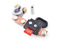 Odłącznik akumulatora - z bezpiecznikiem i klemą