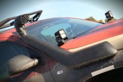 Snorkel Volkswagen Amarok 11+ - Wlot powietrza