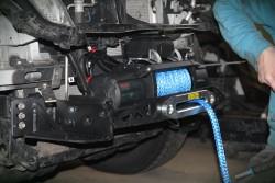 Płyta montażowa wyciągarki Toyota Land Cruiser 150