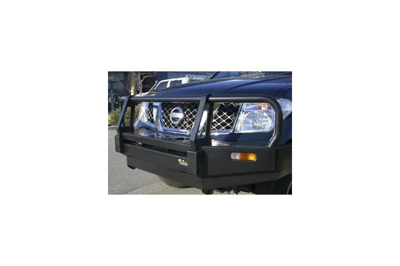 Zderzak stalowy IronMan Nissan NAVARA D40 05-